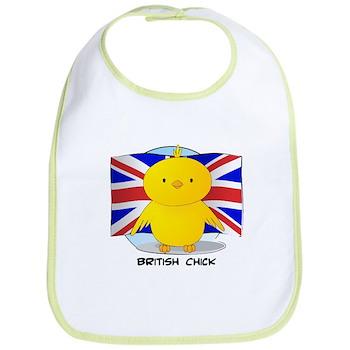 British Chick Bib