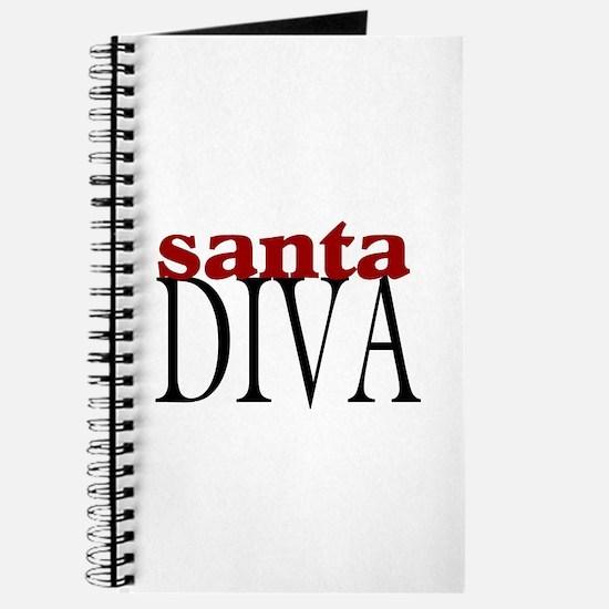 Santa Diva Journal