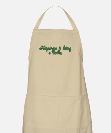 Happiness is being a Bubbe BBQ Apron