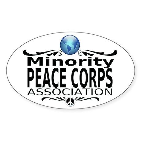 MPCA Oval Sticker