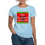 Swine Flu H1N1 Women's Light T-Shirt