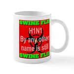 Swine Flu H1N1 Mug