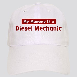 Mom is a Diesel Mechanic Cap
