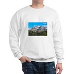 Snow on Picketpost Mountain Sweatshirt