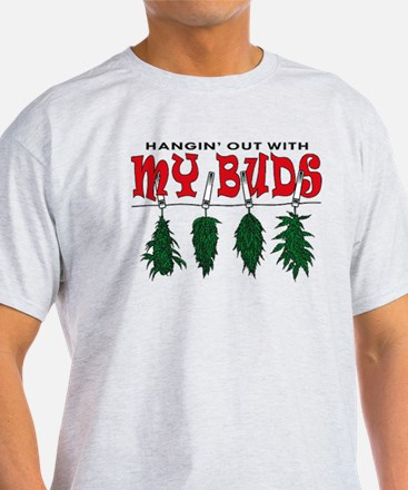 Hangin Out with My Buds T-Shirt