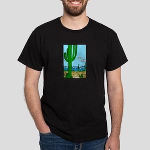 CACTUS_0925 Dark T-Shirt