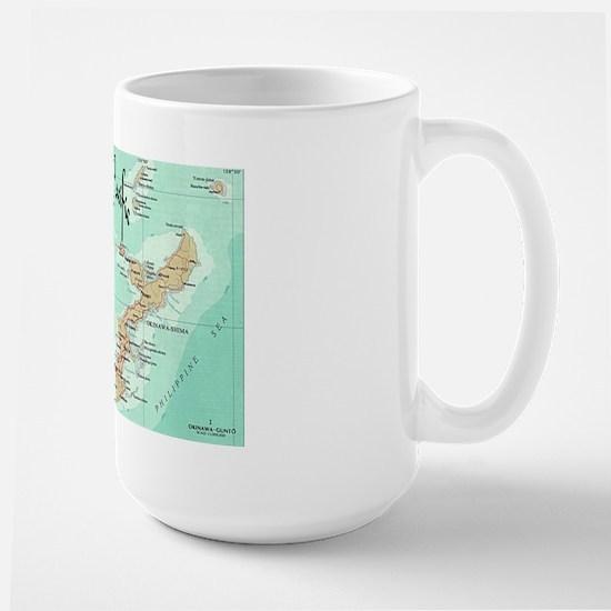 Pacific Orient Large Mug