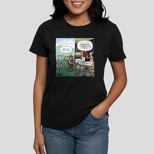 Take us to your Lieder Women's Dark T-Shirt