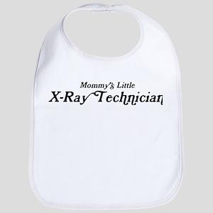 Mommys Little X-Ray Technicia Bib