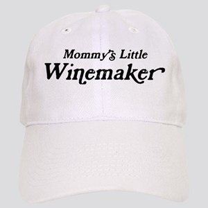 Mommys Little Winemaker Cap