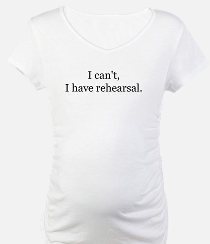Unique Acting Shirt