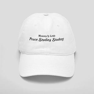 Mommys Little Peace Studies S Cap