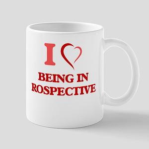 I Love Being Introspective Mugs