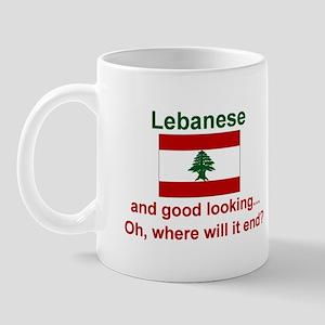 Good Looking Lebanese Mug