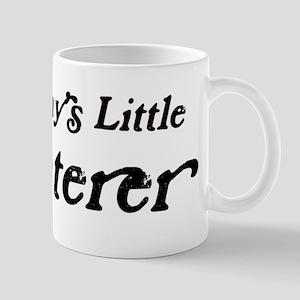 Mommys Little Plasterer Mug
