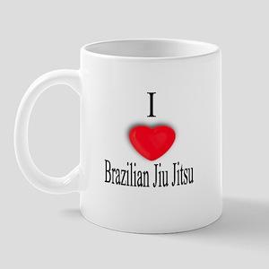 Brazilian Jiu Jits Mug