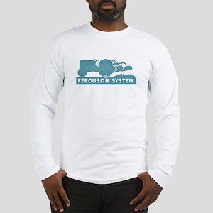 Ferguson Tractor Long Sleeve T-Shirt