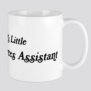 Mommys Little Human Resources Mug