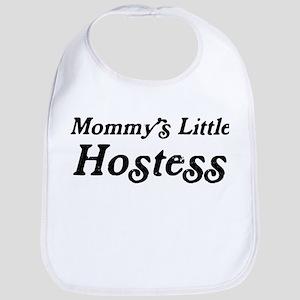 Mommys Little Hostess Bib