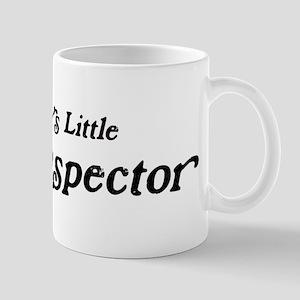 Mommys Little Home Inspector Mug
