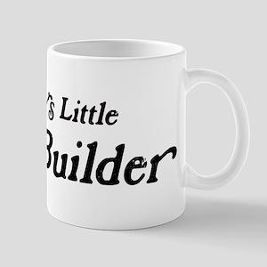 Mommys Little Home Builder Mug