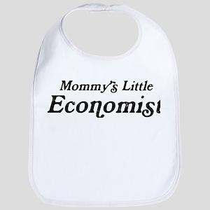 Mommys Little Economist Bib