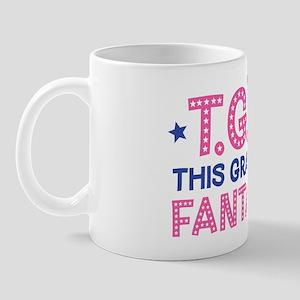 TGIF Fantastic Grandma Mug