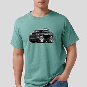 FJ Cruiser Black Car T-Shirt