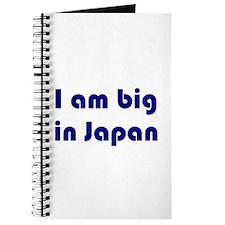 I am big in Japan Journal