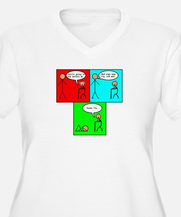 Swine Flu Funnies T-Shirt