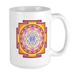 Sacred Healing 7 Large Mug