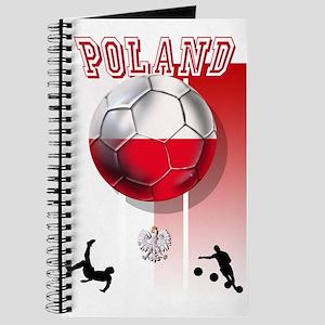 Poland Football Soccer Journal