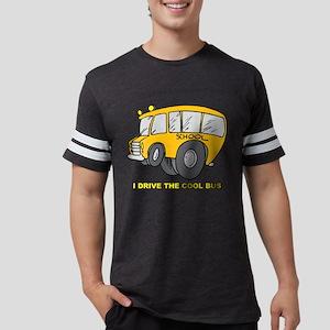 I Drive Cool Bus T-Shirt