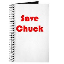 Save Chuck Journal
