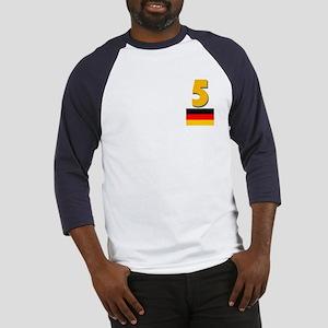 Team Germany - #5 Baseball Jersey