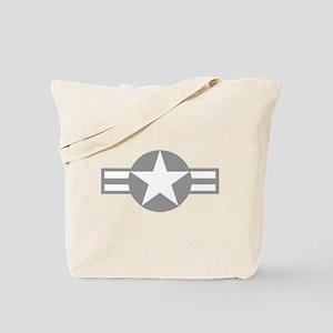 US Aircraft Tote Bag