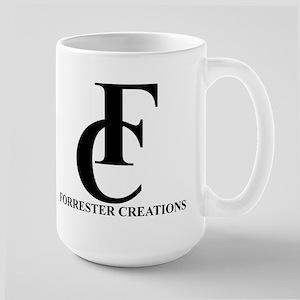 Forrester Creations Logo 01 Travel Mugs