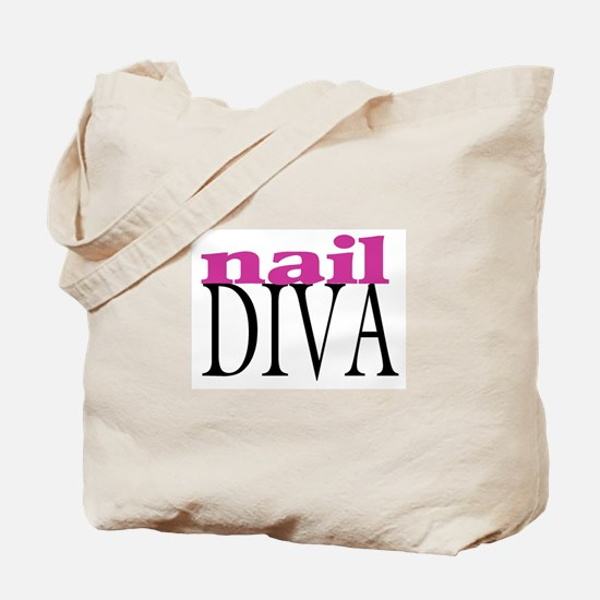 Nail Diva Tote Bag