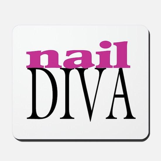 Nail Diva Mousepad