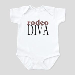 Rodeo Diva Infant Bodysuit