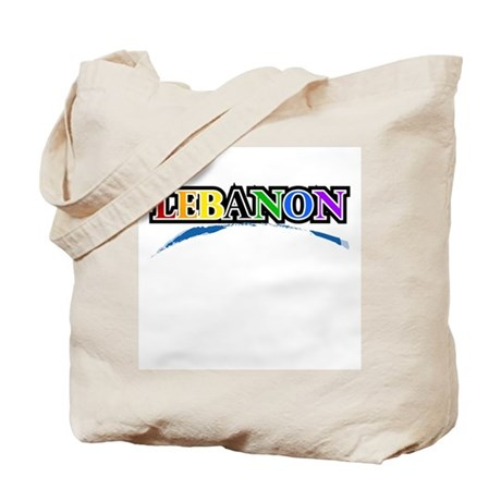 Lebanon Tote Bag