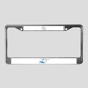 Mithli Salam Kobool | License Plate Frame