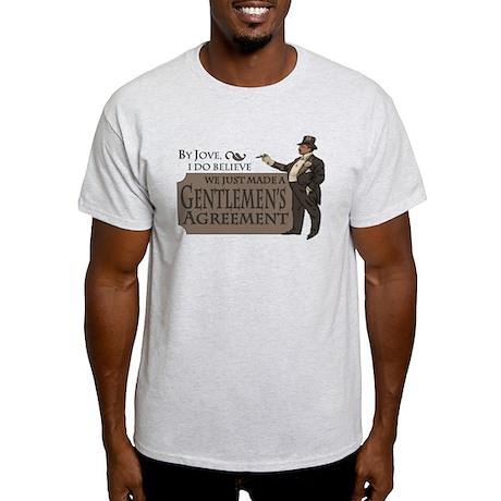 Gentlemen's Agreement Light T-Shirt