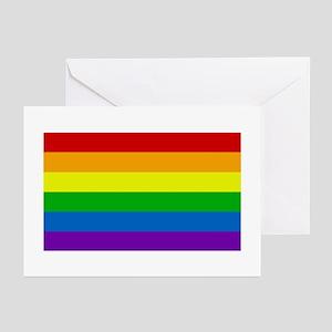 Rainbow Greeting Cards (Pk of 10)