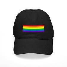 Rainbow Black Cap