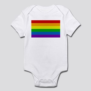 Rainbow Infant Creeper