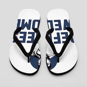 Refugees Welcome Flip Flops