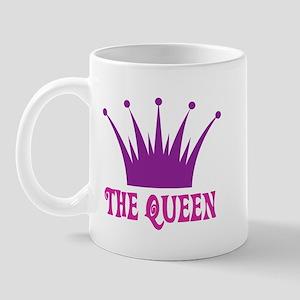 The Queen: Crown Mug