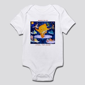 Moon in Leo Infant Bodysuit