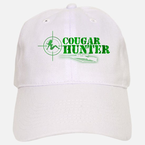 Cougar Hunter Baseball Baseball Cap